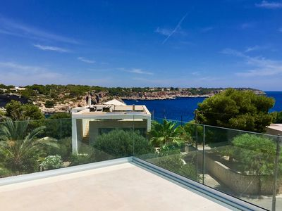 Photo for Villa Bonsai Mar. Brand New House for 4pax Cala Llombards