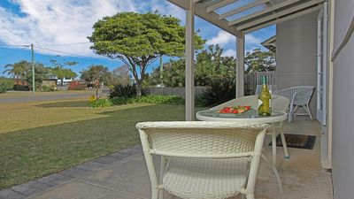 Photo for Callala Beach Cottage - charm and character
