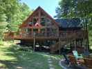 4BR Chalet Vacation Rental in Stone Lake, Wisconsin