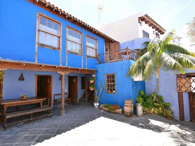 Photo for Rural house El Atajo FULL house rent up to 10 people 200 € night