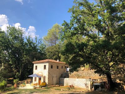 Photo for 2BR Chateau / Country House Vacation Rental in Carcès, Provence-Alpes-Côte d'Azur