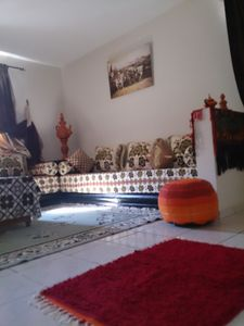 Photo for Quiet apartment Ghazoua / roof terrace / sleeps 4-7 / with WIFI