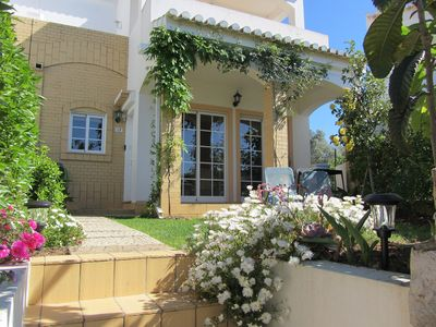 Photo for 3 Bed Villa,Deluxe Kitchen,Comfortable A/C Bedrooms, TV, 2 Pools, Wi-Fi