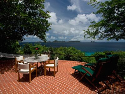 Photo for Burke House's private setting is relaxing, romantic and includes personal cook.
