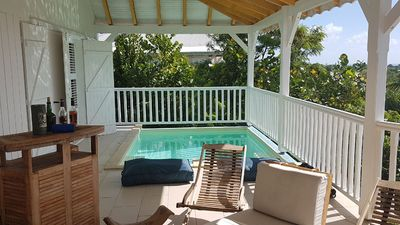 Photo for Villa Lauréal - 8 adults & 2 children - Marie-Galante