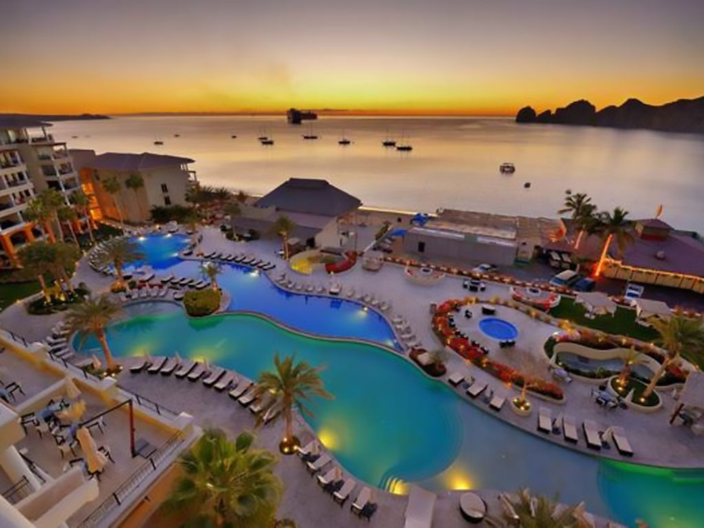 Cabo San Lucas Hotel Suites Al Enjoy Magnificent Views Of The Sea Cortez