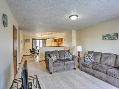 Photo for NEW! Rapid City Apt Near Canyon Lake & Black Hills