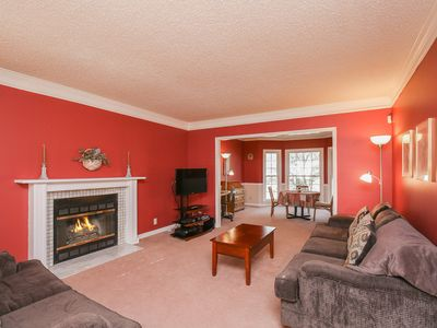 Photo for 3BR, 2.5BA Franklin Home Family & Pet Friendly—Close to Downtown, Shopping