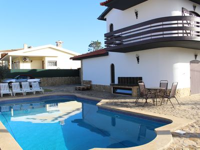 Photo for Villa with heated pool near Costa and beaches