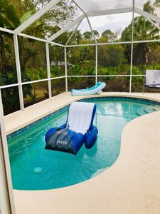 Affordable Spacious Pool Home Located in Quiet setting yet Close to Everything