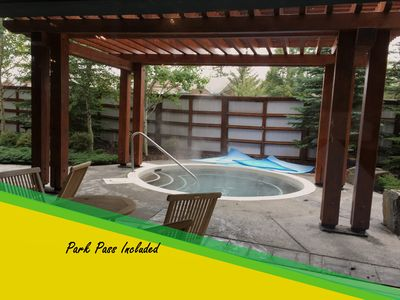 Photo for Luxurious 2 Bedroom Condo w/ Hot Pools, Steam Room & Spa - Pet Friendly