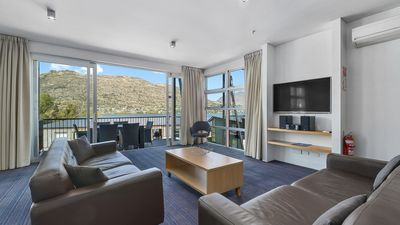Photo for Waterfront apartment   Amazing views   Modern and comfortable