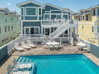 Photo for One Of These Nights: 12 BR / 12 BA house in Nags Head, Sleeps 24