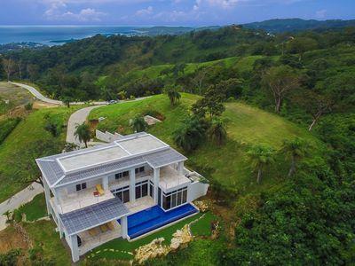 Photo for Spectacular views in gated community with private beach