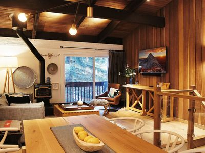 Photo for Canyon Lodge Mammoth West Condo. Minutes Walk From Lifts