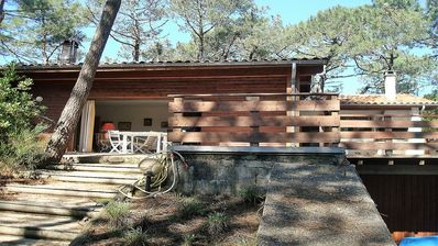 Photo for House in the pines at 200m from the beach, in the center of Cap-Ferret