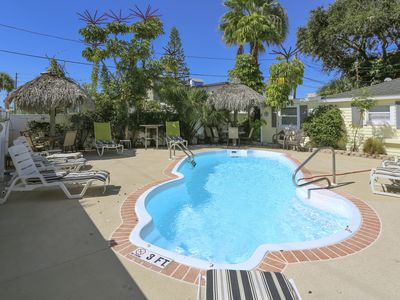 Photo for NEW!! Beautiful complex/1BR stand-alone Cottage/Just steps to the beach!