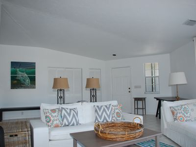 Photo for Livable and Inviting Sugarloaf Key Home. Beautiful water and sunset views!