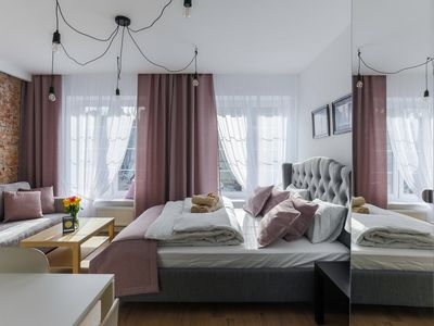 Photo for Cozy and comfortable apartment in the heart of the Old Town
