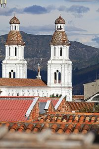 Photo for Your Modern Rooftop Loft Home Overlooks Colonial Cuenca