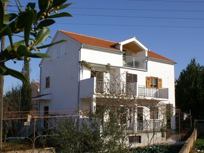Photo for Apartment in Biograd na Moru (Biograd), capacity 2+3