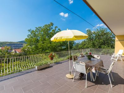 Photo for Holiday apartment Grižane for 4 - 5 persons with 3 bedrooms - Holiday apartment