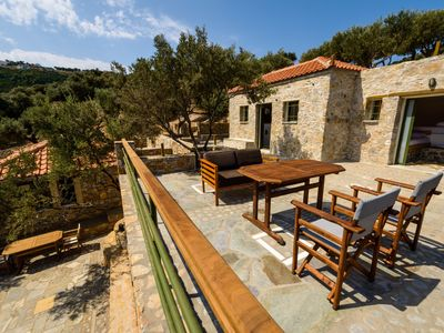 Photo for Chalet Vacation Rental in Alonnisos