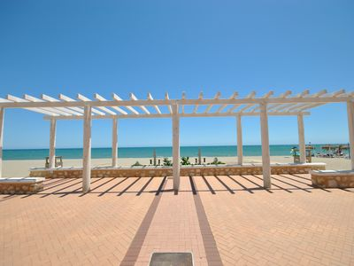 Photo for Cubo's Apartamento MyFlower. Close to the beach with AC and free wifi