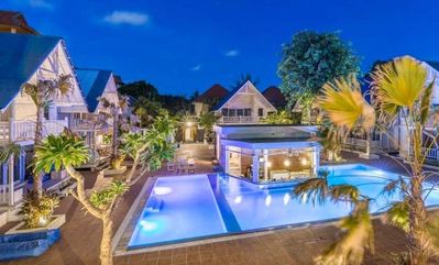 Photo for Ultimate Beach Bungalow Huts - Ultimate Central Location
