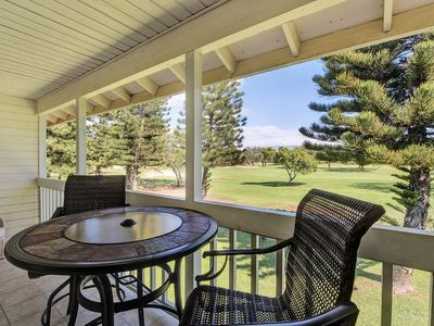 Photo for Nice & Quiet 2nd Floor Condo with a View of the Golf Course!