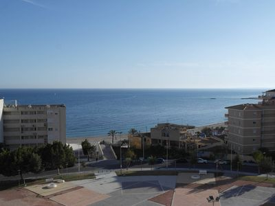 Photo for Large recently renovated house very close to the beach and with direct sea views. This hou