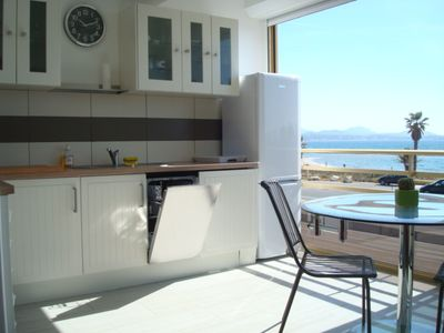 Photo for STUDIO ON THE BEACH + PARK, PROMO MAY, Exceptional view