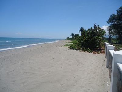 Photo for Beautiful, Beach Front Property, Close To All Amenities.
