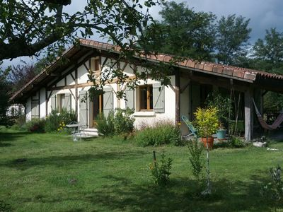 Photo for HOUSE LANDAISE in AZUR, QUIET, SPACE AND NATURE, 10 min from the ocean