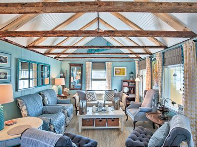 Photo for NEW! Charming Plum Island Beach Cottage w/2 Kayaks