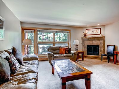 Photo for Classy Vail Ski-in/Ski-Out Mountain View, Superior 1BR Condo, Pool, Hot Tub