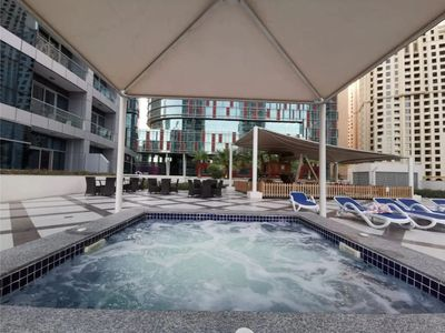 Photo for Trendy Dubai Marina Self Catering Apartment (Bay central 2604)
