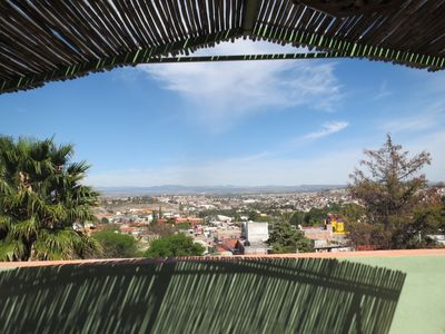Photo for Private Casita w/ stunning mountain & city views from the roof.