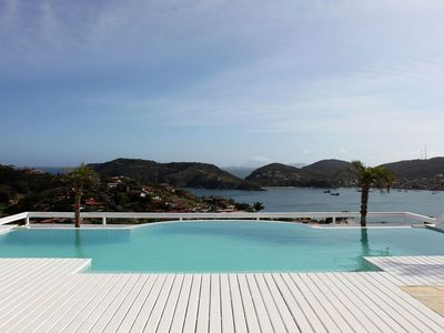 Photo for Buz011 - Beautiful house with pool and sea view in Búzios
