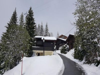 Photo for CHALET TO RENT LES GETS - GOOD STANDING - FIREPLACE - 6/7 PERS - 1KM500 OF THE CENTER - SHUTTLE  - FULL SOU