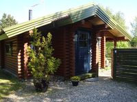 Lovely cabin and we would book again.