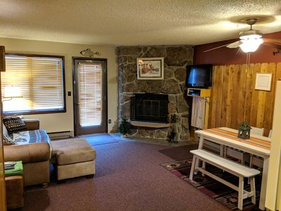Photo for Vic's Rustic Studio that sleeps 4, close to Ski Granby Ranch and Winter Park