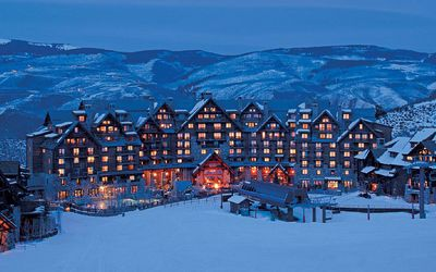 Ski/in & out access for the World Class Beaver Creek Ski Resort - amazing skiing