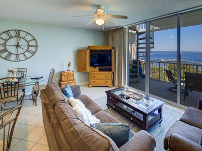 Photo for Destin West Penthouse ~ Lazy River ~ Amazing Views!  Must See!