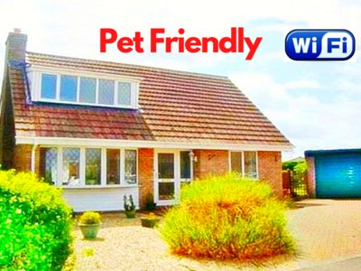 Photo for ★ FABULOUS HOLIDAY COTTAGE NEAR BEACH, LARGE GARDEN, PATIO, CLOSE TO EVERYTHING