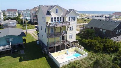Photo for Fun-Filled Oceanview, Rodanthe-Pool, Hot Tub, Game Rm, Dog-Friendly, Pier Passes