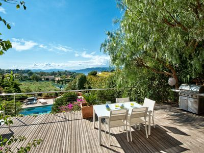 Photo for Luxury retreat in Cap d'Antibes