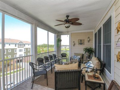 Photo for 26309: DOG FRIENDLY! 2BR+Den Bayside Resort Condo  - Walk to pools, tennis ...