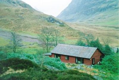 Photo for Mountain chalet in the heart of Glencoe Valley