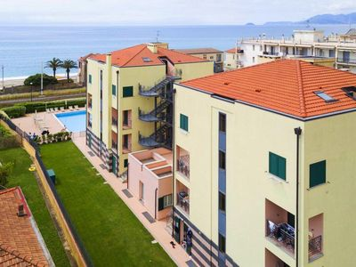Photo for Residence Le Saline, Borgio Verezzi  in Riviera di Ponente - 5 persons, 1 bedroom